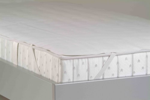 BNP Secura Matratzenschoner gegen Schimmel, weiß, 80 x 190 cm