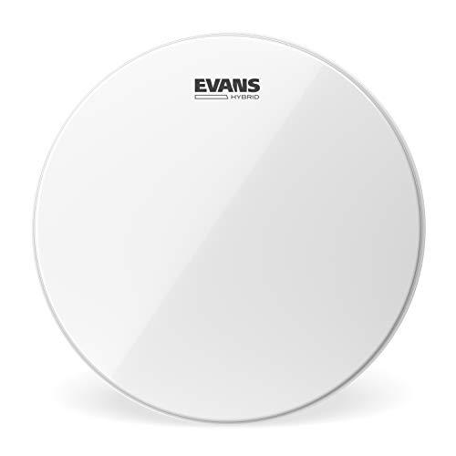 Evans SB14MHW 35,5 cm (14 Zoll) Snare-Hybrid-Fell, doppelschichtig weiß