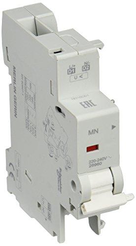 Schneider Electric 26960mn 220–240VAC, bianco
