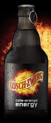 20 x Löschzwerg Cola-Orange energy 20x0,33L Glasflasche MEHRWEG