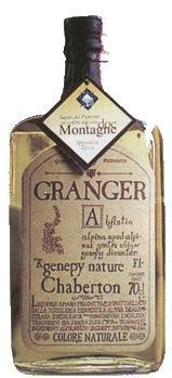 Genepy Nature Chaberton Granger 0,70 lt. Susa