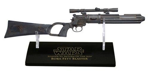 Star Wars Master Replicas .33 Scaled Replica Boba Fett Blaster