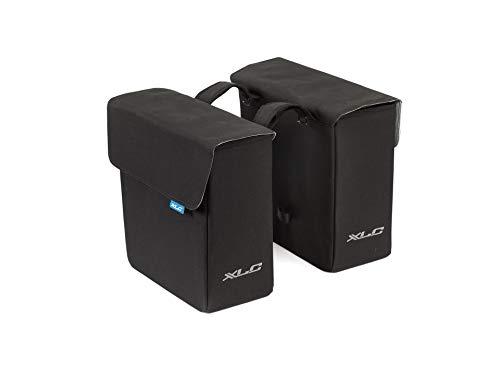XLC BA-S90 BA-S90 dubbele tas, uniseks, zwart, 150 x 350 x 350 cm