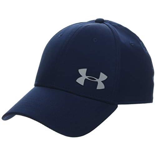 Under Armour Men's Golf Headline Cap 3.0, Berretta Uomo, Blu (Academy/Mod Gray), S/M
