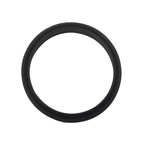 X-Baofu, Negro Caucho de nitrilo Cilindro Liner O-ring Seal 3x6x2.1 / 39x45x4.2mm solenoide de la válvula de sellado de los anillos de NBR anillo de pistón Seal ( Color : 5pcs , tamaño : 6x9x2.1 )