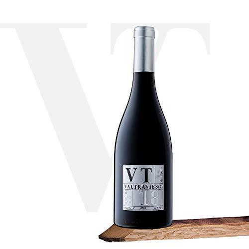 Valtravieso VT Vendimia Seleccionada Vino Tinto Ribera del Duero DO Tinto Fino (75%), Cabernet Sauvignon (15%) y Merlot (10%) 1 Botella 0.75l/Ud