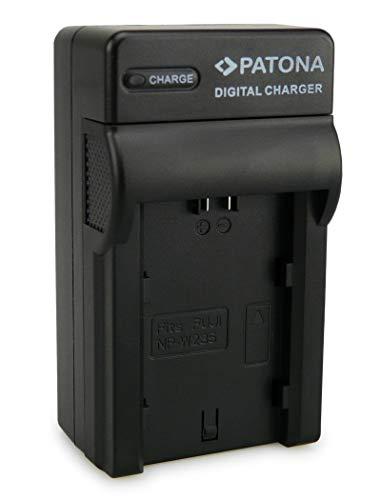 PATONA Ladegerät für NP-W235 Akku kompatibel mit Fuji Fujifilm X-T4