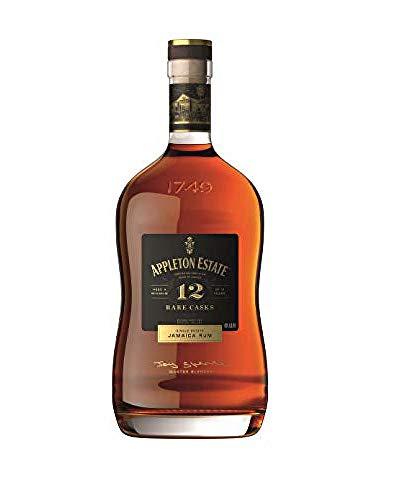 Appleton Estate 12 Jahre alte seltene Fässer Feinster Jamaika-Rum, 70 cl (Verpackung kann variieren)