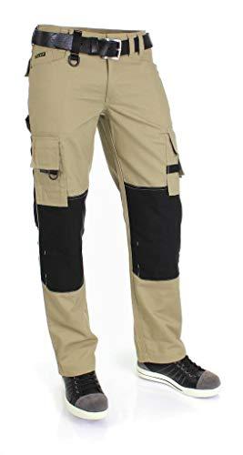 Werkbroeken met kniestukken Tricorp TWC2000 Werkbroek (Canvas)