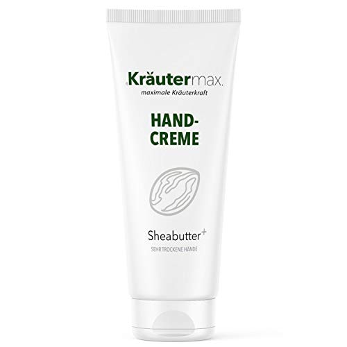 Sheabutter Handcreme mit Shea Butter Creme für Kosmetik 1 x 70 ml