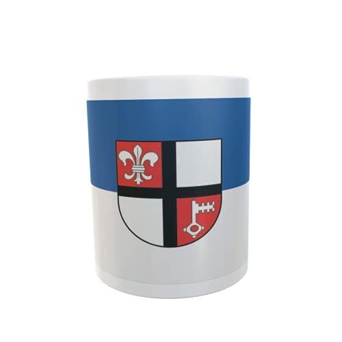U24 Tasse Kaffeebecher Mug Cup Flagge Medebach