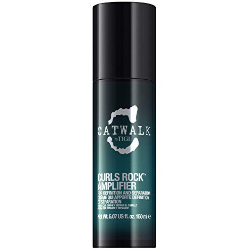 Catwalk by Tigi Curls Rock Amplifier Creme für gelocktes Haar, 150 ml