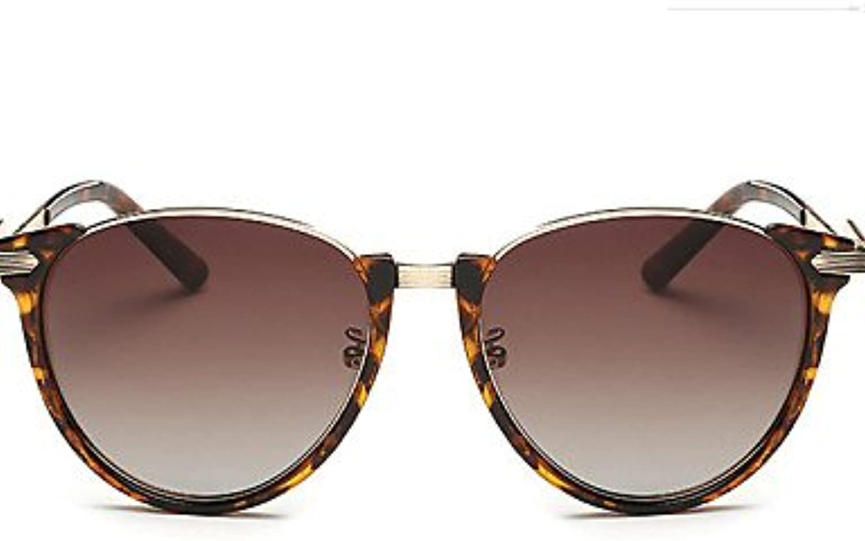 Sunglasses Women's Fashion Polarized   100% UV400 Flyer Tortoiseshell Sunglasses HalfRim