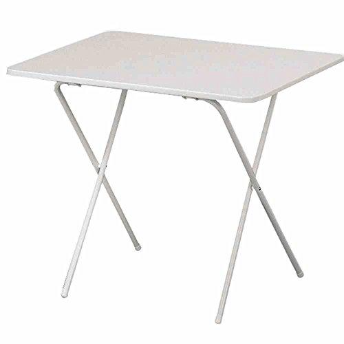 MFG Tisch Scherentisch, 60 x 80 cm, weiß