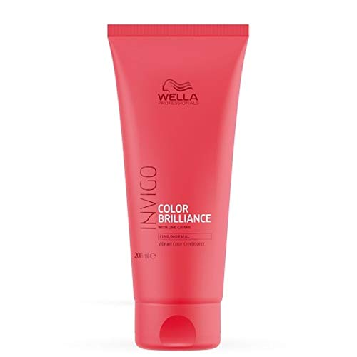 Wella Professionals Conditioner für gefärbtes Haar Fein bis Normal Brilliance Normal 200ml