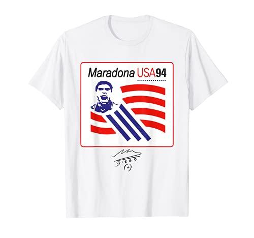 MARADONA, EL MEJOR JUGADOR DEL SIGLO Camiseta