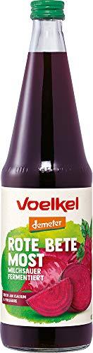 Voelkel Bio Rote Bete Most - milchsauer vergoren (6 x 700 ml)