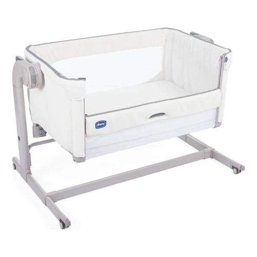 Chicco 2019 Next2Me Magic White Snow