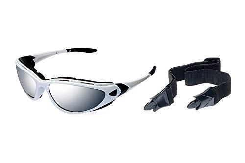 Alpland Unisex Sportbrille Schutzbrille für Wintersport Skibrille