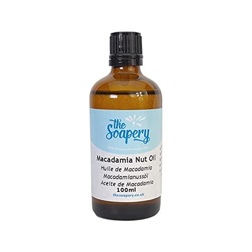 Olio di macadamiapuro e naturale, 100ml