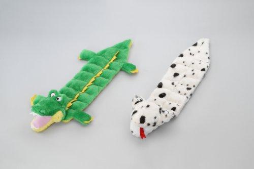 EBI 304-408872 Quietsche-Spielzeug Krokodil 16