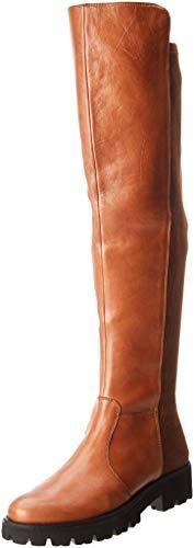 Steve Madden Damen Hilly Boot Hohe Stiefel, Braun (Cognac Leather 247), 40 EU