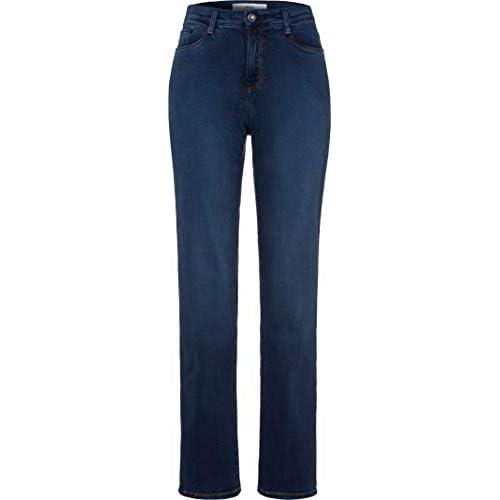 BRAX Women's Carola Blue Planet Five Pocket Feminine Fit Klassisch Bootcut Jeans