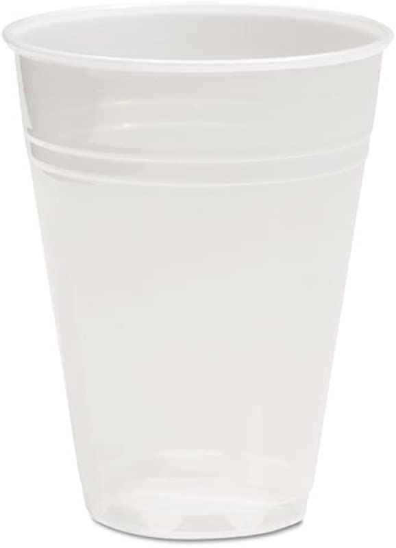 BWKTRANSCUP7CT Translucent Plastic Cold Cups