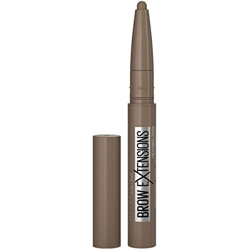 Maybelline New York Brow Xtensions 04 Soft Brown, 1 Stück