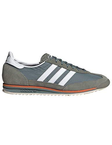adidas Originals SL 72 Mannen Sneakers groen