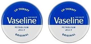 2 VASELINE LIP BALM THERAPIE PETROLEUM JELLY 20g ORIGINEEL