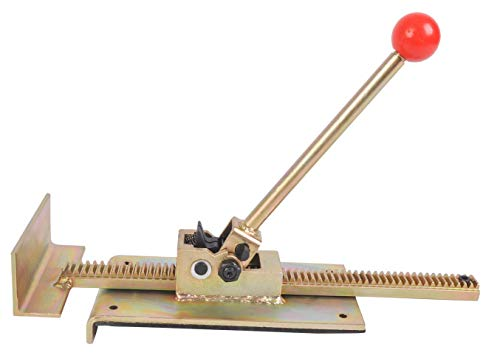 Professional Flooring Jack for Laminate Flooring Installation Hard Wood Straight Tile Contractor Hand Tool