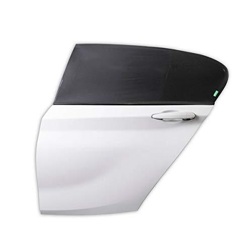 Venture Parasol de Coche | Persianas para Autos de Alta Densidad | Proporciona la Máxima Protección UVA UVB | Cubra la Ventana Lateral Trasera | 2 x Paquete
