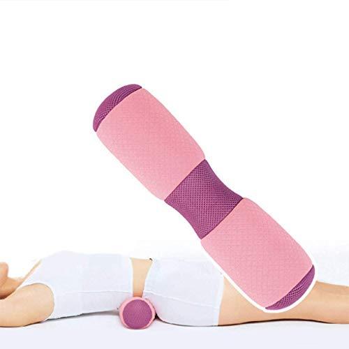 GZD Collarín de la Yoga de la Almohadilla por la Cintura, Las Caderas y Cuello Atención Sanitaria y de Rebote Lento Yoga Yoga palillo de Almohada Almohada Lumbar