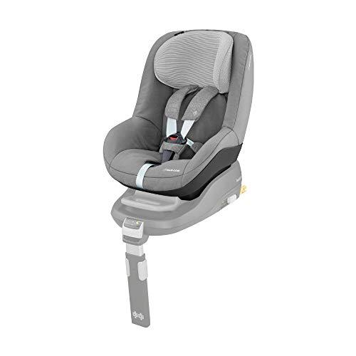 Maxi-Cosi Pearl Kindersitz mit 5 Sitz- und Ruhepositionen, Gruppe 1 Autositz (9-18 kg) nutzbar ab 6 Monate bis ca. 4 Jahre, nomad grey