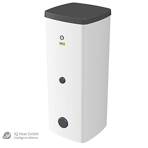 Reflex Storatherm Aqua Solarspeicher Warmwasser Trinkwasserspeicher Boiler (200 Liter)