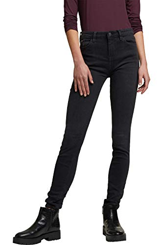 ESPRIT Damen 100EE1B314 Jeans, 910/BLACK Rinse, 29/32