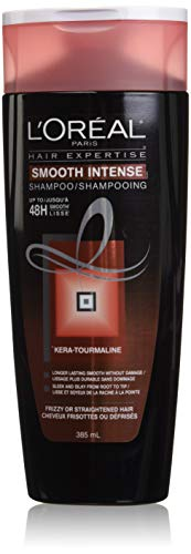 L'Oreal Paris Advanced Haircare Smooth Intense Ultimate Straight Straightening Shampoo 12.6 oz