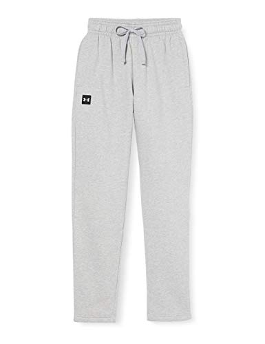 Under Armour Rival Fleece Pants, pantalón Deportivo Hombre, Gris (Mod Gray Light...