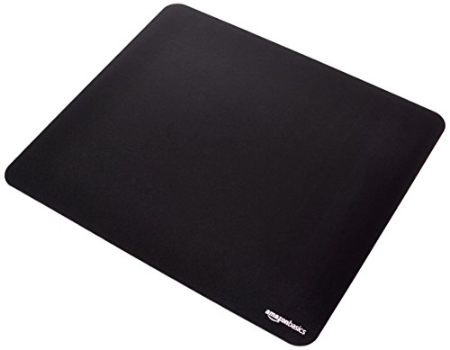 Amazon Basics XXL Gaming Computer Mouse Pad - Black