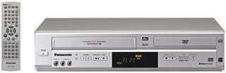 Panasonic PV-D4744S Progressive Scan DVD / VCR Combo , Silver