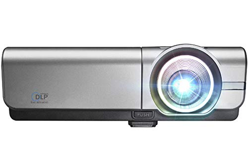 Optoma EH500 High Brightness Projector for Business with 4,700 Lumens, HDMI and Crestron RoomView for Network Control (Renewed)