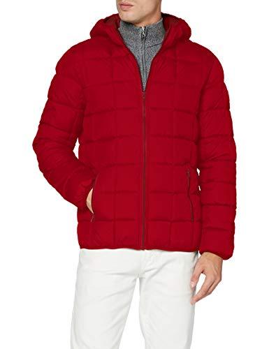 Wrangler Mens The Bodyguard Jacket, RED, L