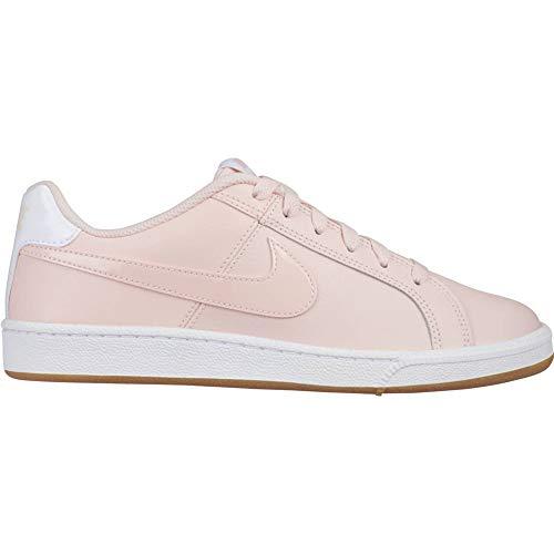 Nike Damen WMNS Court Royale Tennisschuhe, Mehrfarbig (Washed Coral/Washed Coral/White 000), 40.5 EU