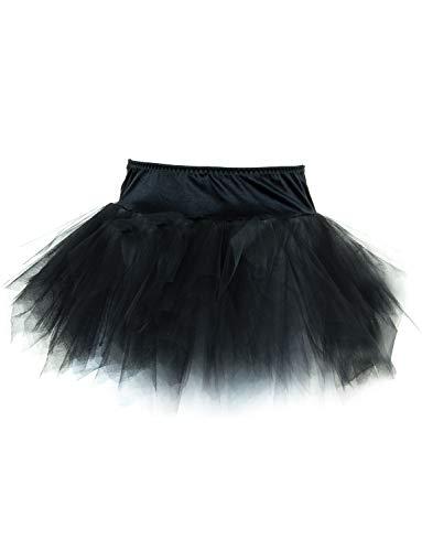Yummy Bee Falda Tutú Vestido Fantasía Estilo Despedida de Soltera Burlesque Disfraz Talla Grande 34-56