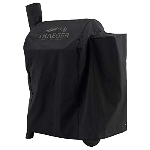 Traeger BAC503 Pro 575/22 Series Full Length Grill Cover, Black