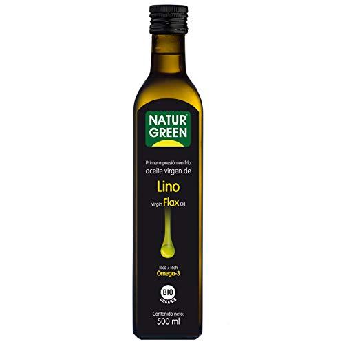 Aceite de Lino NaturGreen 500ml