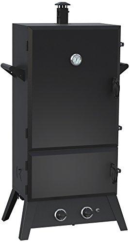 El Fuego Gasgrill, Portland XXL, schwarz, 52 x 80 x 145 cm, AY3171