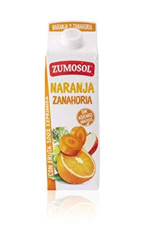 Zumosol - Zumo Exprimido De Naranja-Zanahoria Prisma 1 L