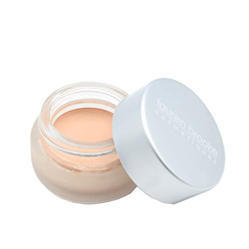 Lauren Brooke Cosmetiques Organic Eye, Face Creme Concealer (Peach...